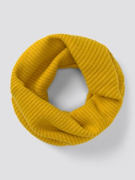 Loop scarf made of knit - 7 - TOM TAILOR