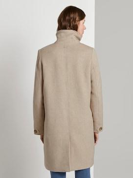 Moderne jas met opstaande kraag - 2 - TOM TAILOR
