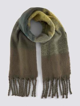 Weicher Schal mit Streifenmuster - 7 - TOM TAILOR