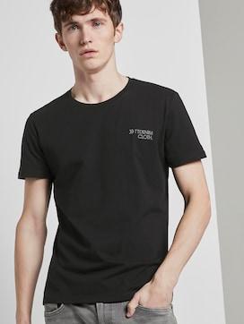 T-Shirt mit Reflekt-Print - 5 - TOM TAILOR Denim