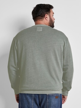 Sweatshirt with a print - 2 - Tom Tailor E-Shop Kollektion