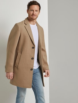 Classic wool coat - 5 - TOM TAILOR
