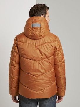Puffer jas met hoodie - 2 - TOM TAILOR