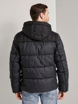 Pufferjacke mit Kapuze - 2 - TOM TAILOR