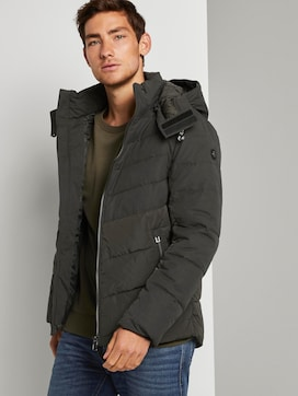 Basic puffer jacket - 5 - TOM TAILOR