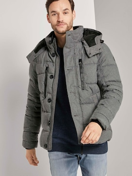 Pufferjacke mit Innenfutter - 5 - TOM TAILOR