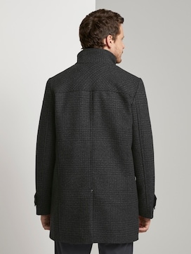 Wool coat with a quilted undercoat - 2 - TOM TAILOR