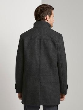Wollen jas met gewatteerde onderjas - 2 - TOM TAILOR