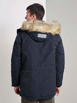 Winterparka mit Fellkapuze - 2 - TOM TAILOR