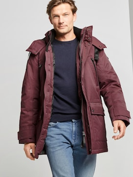 Long functional winter jacket - 5 - TOM TAILOR