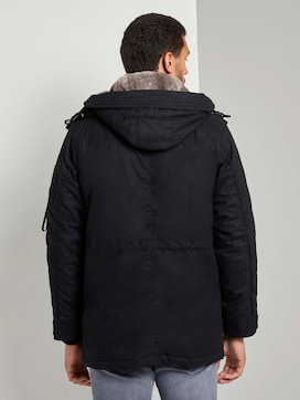 Winter parka with a drawstring - 2 - TOM TAILOR