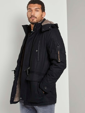 Winter parka with a drawstring - 5 - TOM TAILOR