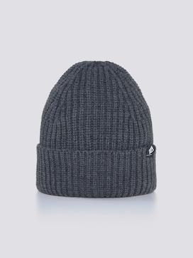 Getextureerde hoed - 7 - TOM TAILOR Denim