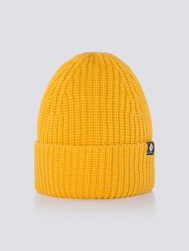 Mütze aus Rippstrick - 7 - TOM TAILOR Denim