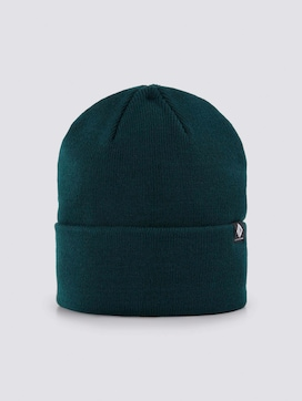 Basic beanie hat - 7 - TOM TAILOR Denim