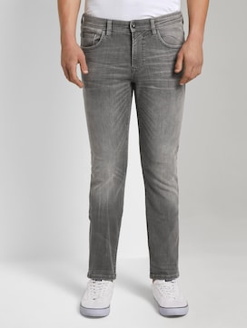 Aedan Straight Stretch-Jeans - 1 - TOM TAILOR Denim