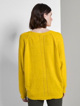 Pullover mit Fledermausärmeln - 2 - TOM TAILOR