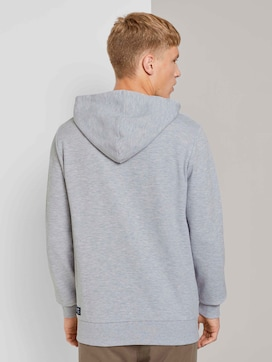 Moderner Jersey-Hoodie - 2 - TOM TAILOR Denim