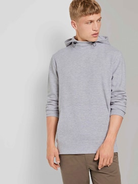 Moderner Jersey-Hoodie - 5 - TOM TAILOR Denim