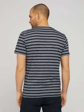 striped t-shirt - 2 - TOM TAILOR