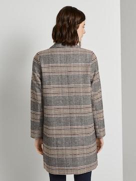 Checked blazer coat - 2 - TOM TAILOR Denim