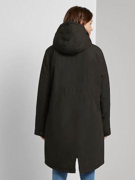 Technische parka met hoodie - 2 - TOM TAILOR Denim