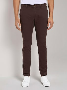 Travis Slim Chino Hose im Washed-Look - 1 - TOM TAILOR