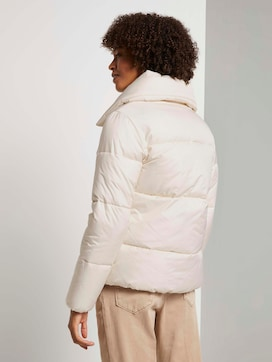 Moderne Pufferjacke mit Steppung - 2 - Mine to five