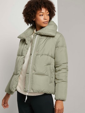 Moderne Pufferjacke mit Steppung - 5 - Mine to five