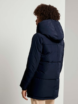 Gewatteerde Winter Parka - 2 - Mine to five