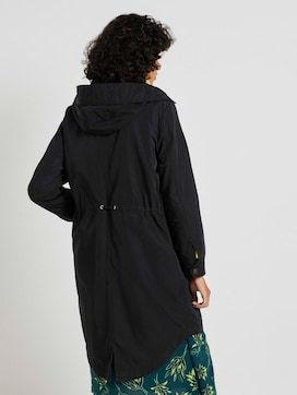 Oversized Parka met hoodie - 2 - Tom Tailor E-Shop Kollektion