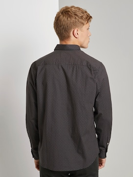Gemustertes Stretch-Hemd - 2 - TOM TAILOR