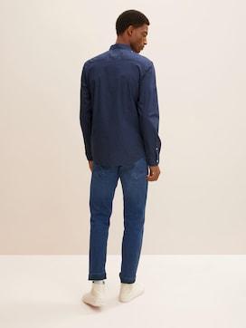 Stretch overhemd met dessin - 2 - TOM TAILOR