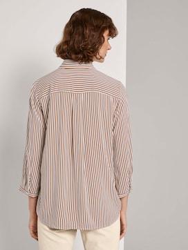 Striped shirt blouse - 2 - TOM TAILOR