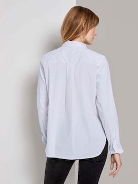 Shirt Blouse met ruches detail - 2 - TOM TAILOR