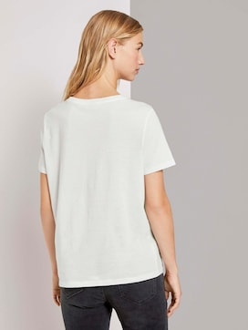 Lockeres Basic-T-Shirt - 2 - TOM TAILOR Denim
