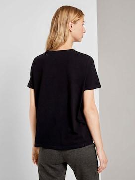 Basics Katoenen kleding, Katoen Hemden, Katoen Overhemden Dames - 2 - TOM TAILOR Denim