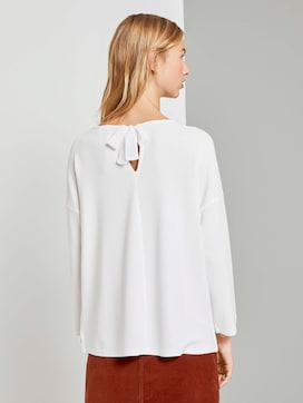 Strukturiertes Boxy-Shirt - 2 - TOM TAILOR Denim