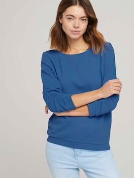 Sweater met textuur - 5 - TOM TAILOR Denim