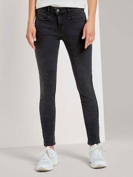 Extra skinny Jona biker jeans with zip details - 1 - TOM TAILOR Denim