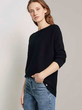 Trui met Batwing - 5 - TOM TAILOR Denim