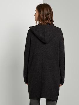 Vest met hoodie - 2 - TOM TAILOR Denim