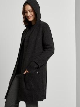 Vest met hoodie - 5 - TOM TAILOR Denim