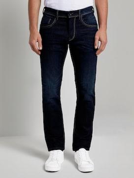 Marvin Straight Jeans mit Taschendetails - 1 - TOM TAILOR