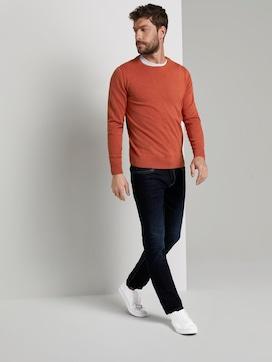 Marvin Straight Jeans mit Taschendetails - 3 - TOM TAILOR