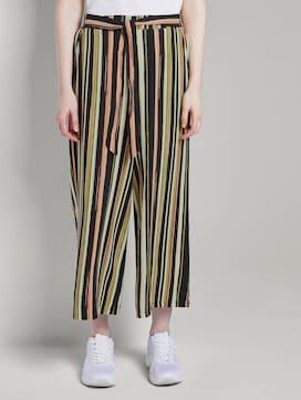 Culotte Hose mit elastischem Bund - 1 - TOM TAILOR Denim