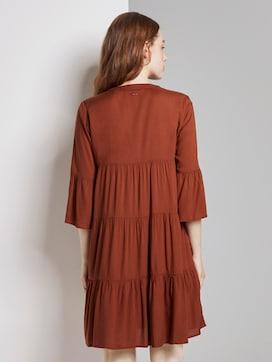 Mini Babydoll-Kleid mit Volants - 2 - TOM TAILOR Denim