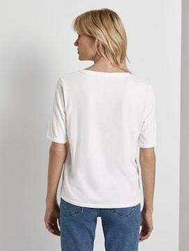 T-Shirt mit Motivprint - 2 - Tom Tailor E-Shop Kollektion