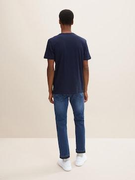 T-shirt met logo print - 2 - TOM TAILOR