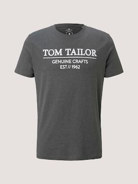 T-Shirt mit Bio-Baumwolle - 7 - TOM TAILOR